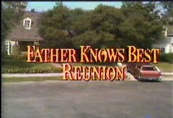 skaryguyvideo father knows best reunion home for christmas 1977 dvd - Father Knows Best Home For Christmas 1977