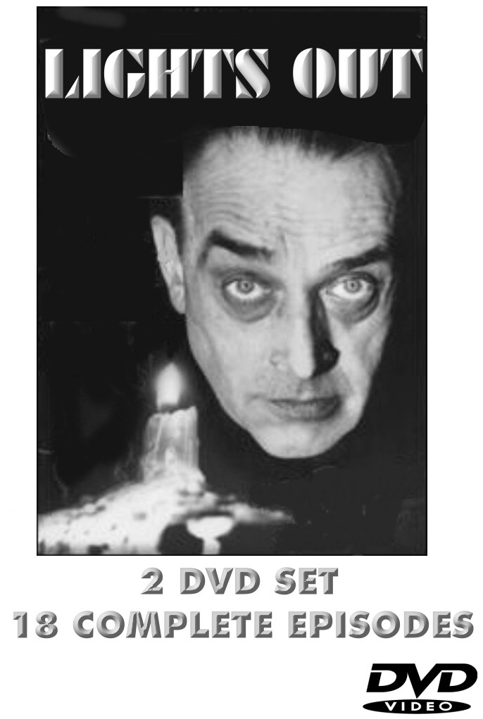 Skaryguyvideo Lights Out Classic Horror Tv Series On Dvd