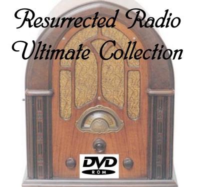 SkaryguyVideo RESURRECTED RADIO ULTIMATE COLLECTION 52000+ otr OLD